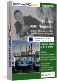 italiano para  negocios