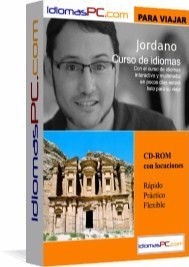 curso de jordano para viajar