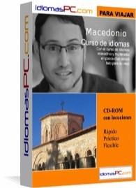 Macedonio para viajar
